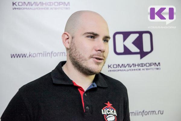 Виктор Бетехтин рассказал о регби в Коми