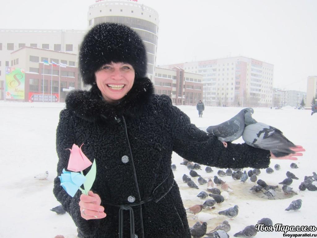 Фото Вокуевой