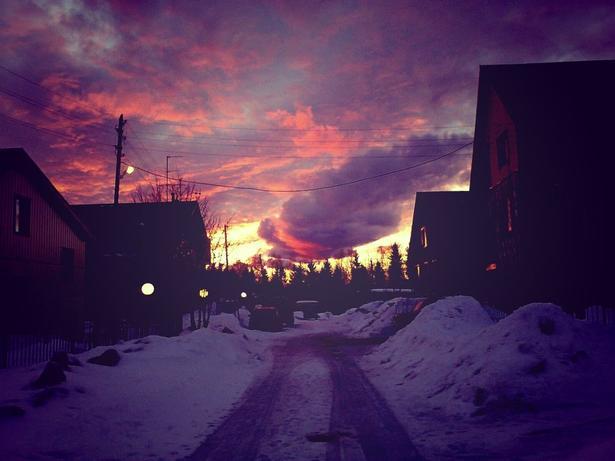 3. Зима