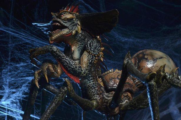 Полоска-паук из второго фильма
