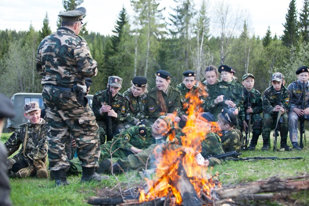 4.кадетский круг