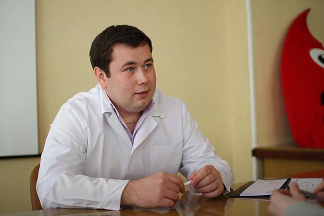 Олег Бекетов. Фото Ивана Федосеева