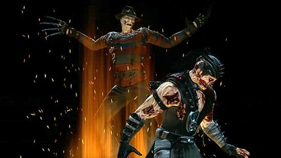 Версия Mortal Kombat