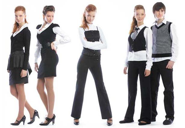 Показаны картинки по запросу Деловой Стиль Одежды для Девушек в Школу