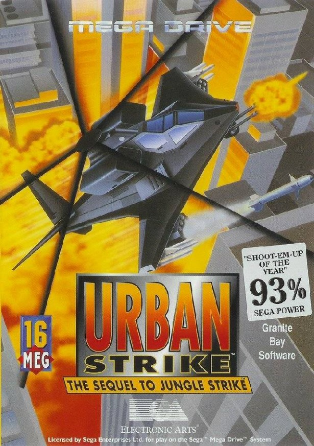 Urban Strike cover