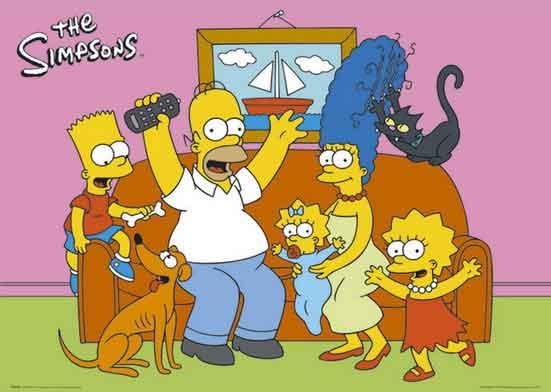 2 the simpsons