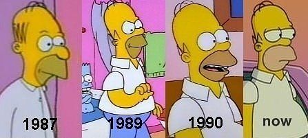 4 the simpsons