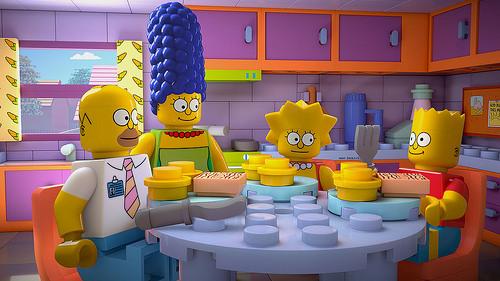 5.1 the simpsons
