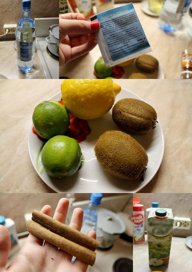 Кислый лимонад (продукты)
