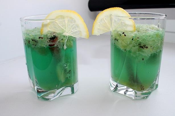 Кислый лимонад
