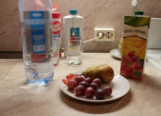 Сладкий лимонад (продукты)