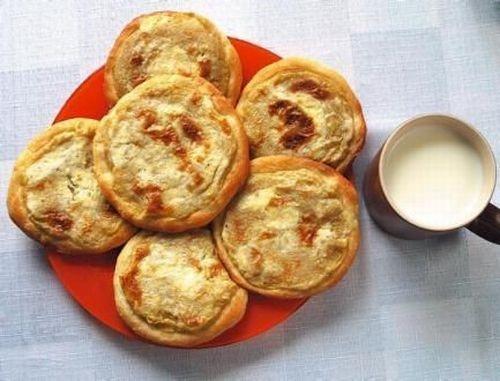Шаньги с картошкой рецепт с фото пошагово