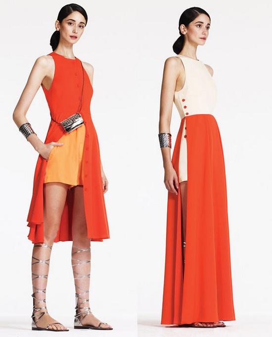 Юбка поверх платья доработанный стиль