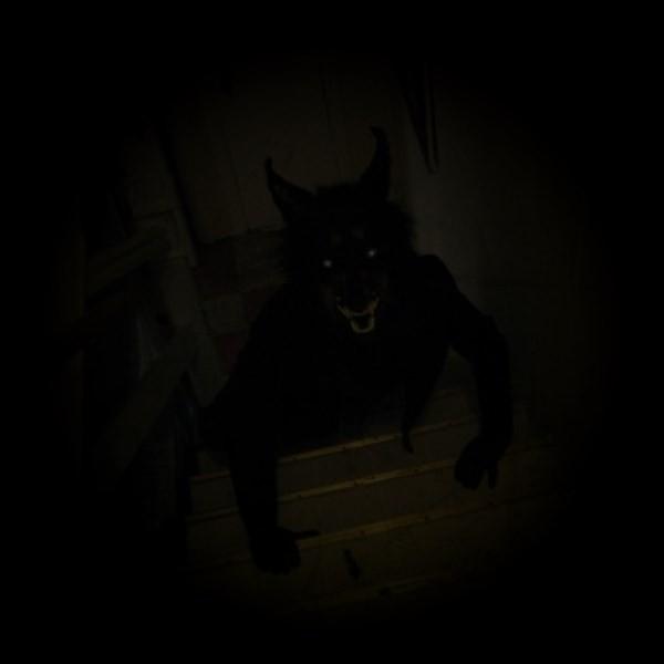 страшный сон ужасы