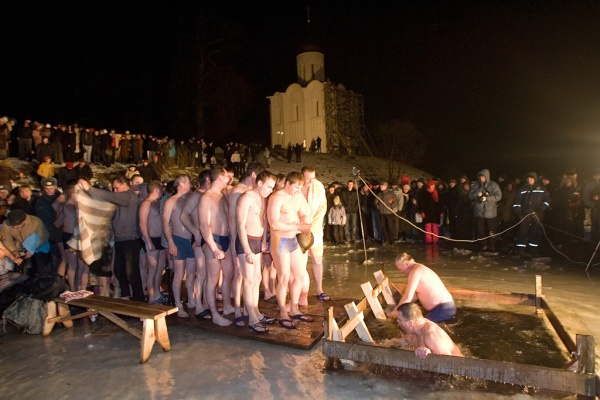 Что делать можно в ночь на крещение