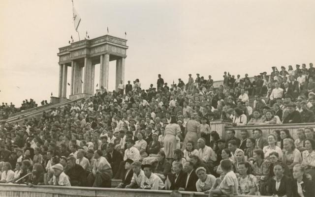 стадион Динамо 1946