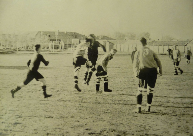 футбол в Лесозаводе