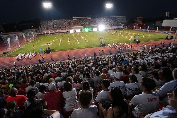 Сборная Республики Коми завоевала «серебро» в своей группе по итогам XI Всероссийских летних сельских спортивных игр
