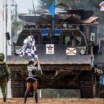 Самые лучшие кадры с Армейских международных игр-2016