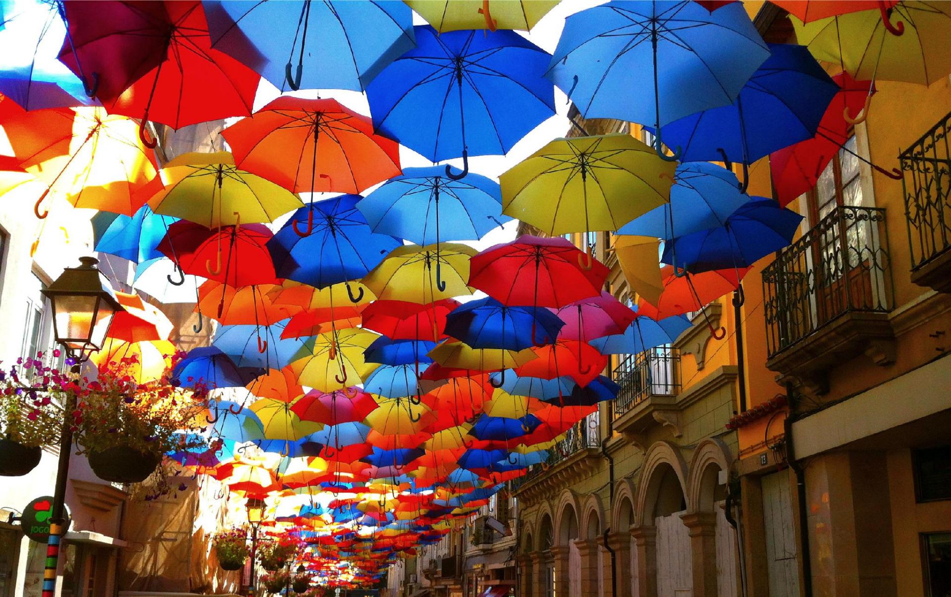 В Эжве впервые пройдет парад зонтиков