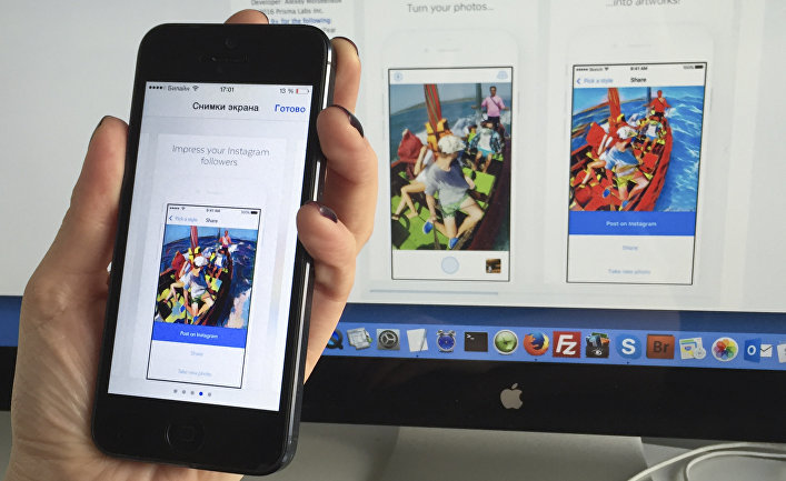 Что такое Prisma, удивительное фотоприложение, завоевавшее Инстаграм?