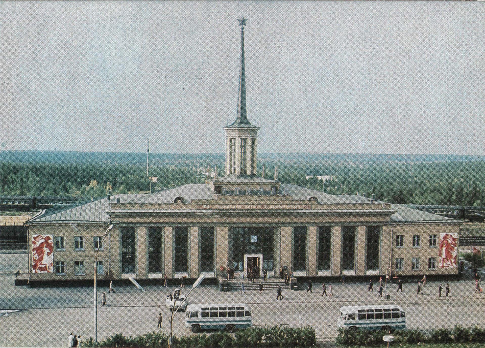 """""""Комиретро"""": Железные дороги в Коми − от """"Обурбела"""" до """"Белкомура"""""""