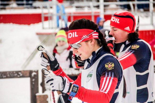 Русская лыжница Матвеева выиграла спринт наэтапе Кубка мира