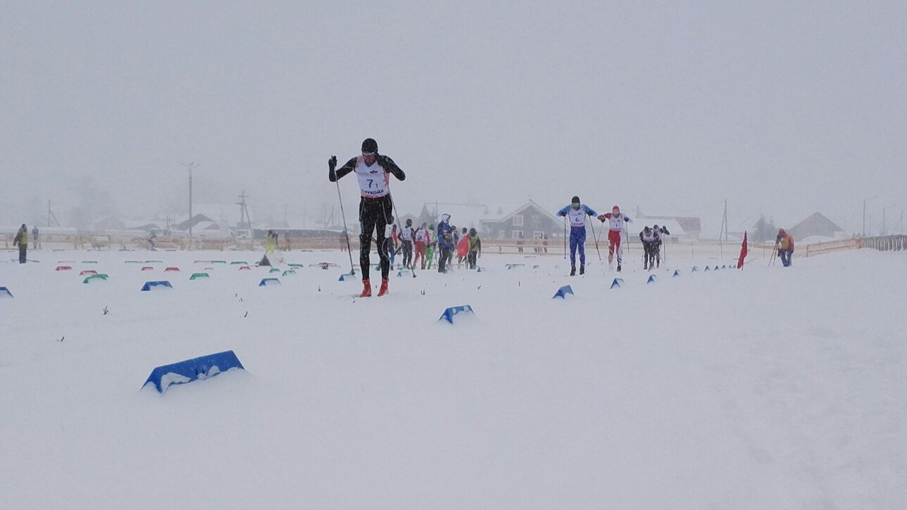 Лыжницы Мурманской области благополучно выступили начемпионате СЗФО
