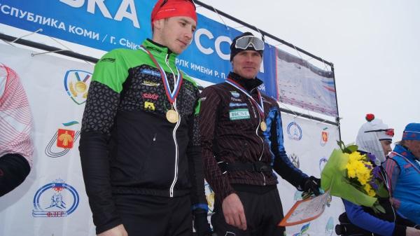 ВКоми стартовал финал Кубка Российской Федерации полыжным гонкам