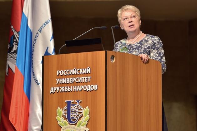 Васильева рассказала о финансовой стороне деятельности вузов