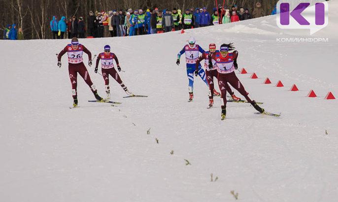 Тагильчанка— призер чемпионата Российской Федерации полыжным гонкам