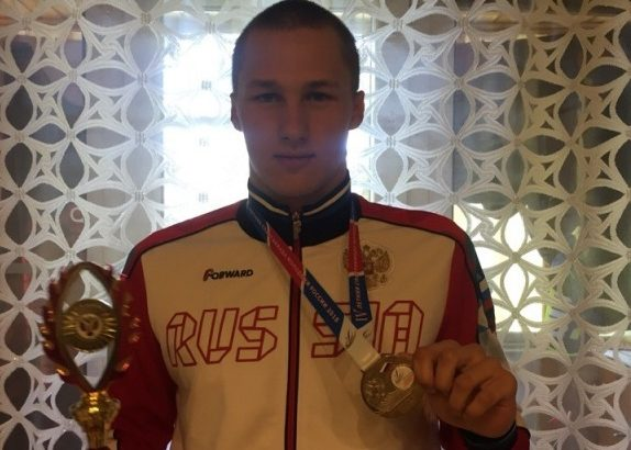 Пензенец завоевал три медали наСпартакиаде молодежи РФ поплаванию